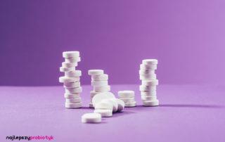 Probiotyk przy antybiotyku