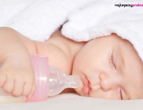 Probiotyki dla niemowląt